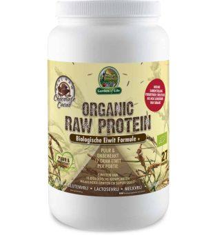 Garden of Life raw proteïne chocolade