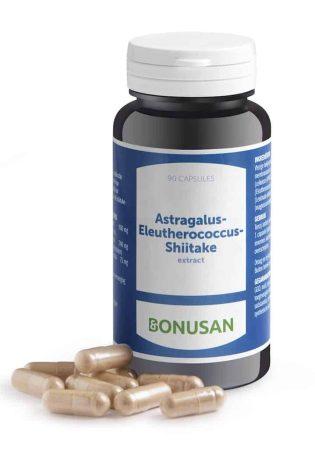 Astragalus-Eleutherococcus-Shiitake extract