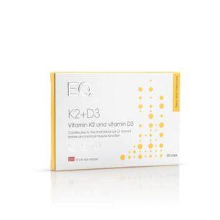 EQ vitamine K2+D3