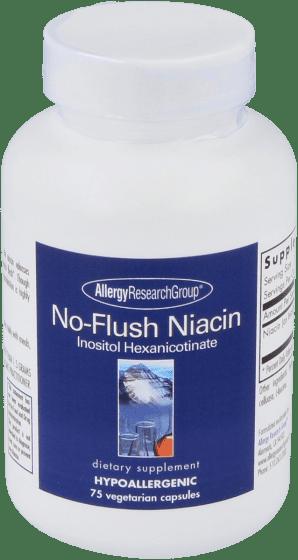 No-flush Niacine