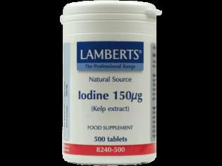 Iodine (kelp extract)