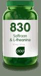 Saffraan & L-theanine (830)